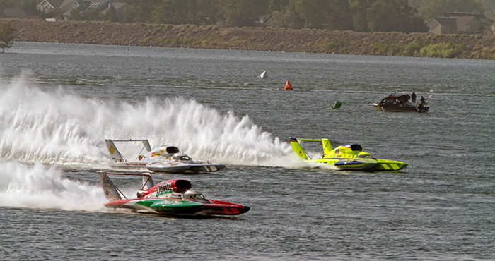 Diamond Cup Races on Lake Coeur d'Alene