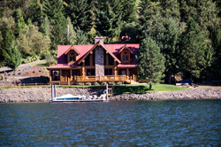 Lake CDA Waterfront Homes